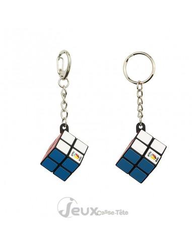 Porte clé double cube 2x2x2