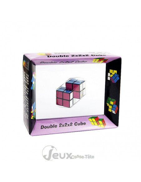 Double cube joints 2x2x2