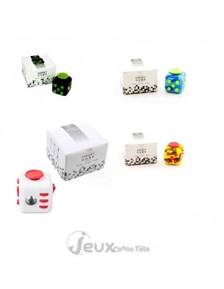 Cube anti-stress fidget cube