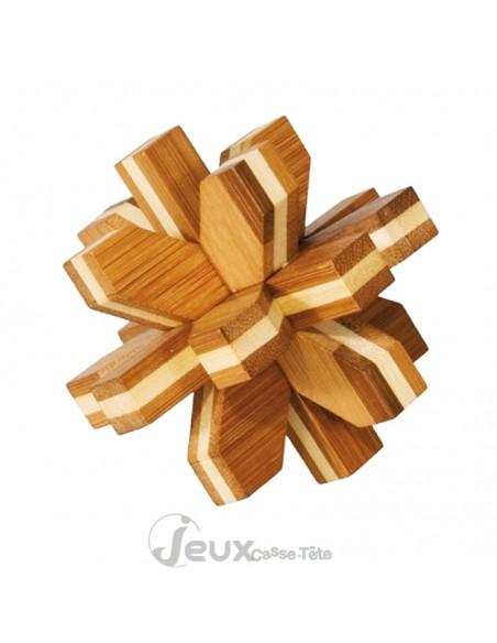 Casse-tête en bambou modèle CRISTAL