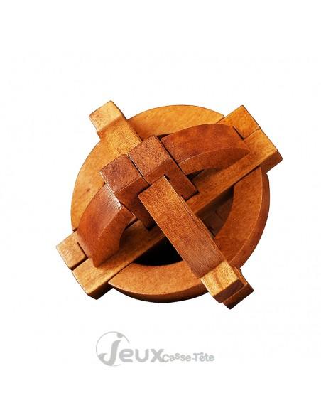 Casse-tête en bois Galileo's globe puzzle