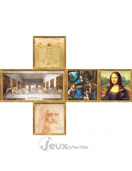 Casse-tête V-CUBE ™ Leonard De Vinci