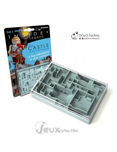 Casse-tête labyrinthe The Castle Inside 3 Legend