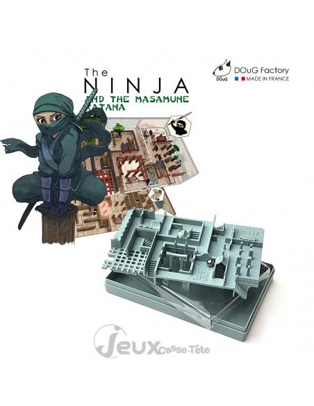 Casse-tête labyrinthe Ninja Inside 3 Legend