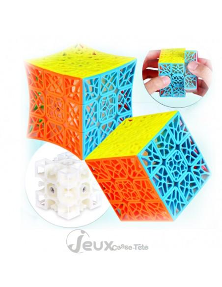 Cube de vitesse DNA QiYi 3x3