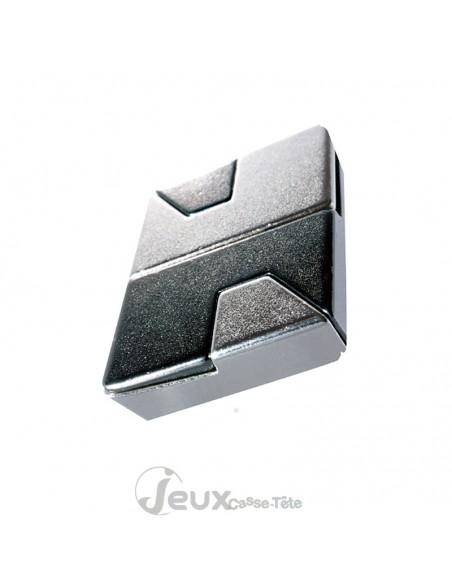 Cast Diamond casse-tête en métal HANAYAMA