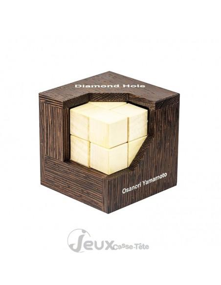 Casse-tête en bois Diamond Hole