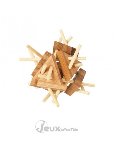 Casse-tête en Bambou ecofriendly,...