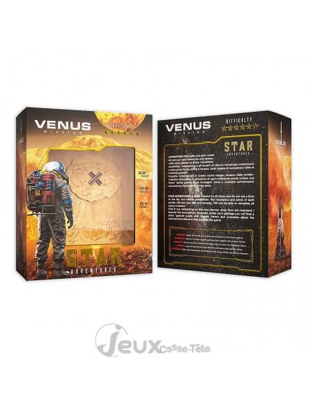 Boite secrète la mission de Venus niveau 5