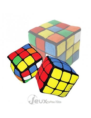 Peluche Rubik's cube