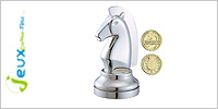 Solution Hanayama Chess Knight