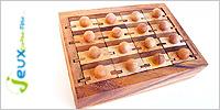 Solution casse-tête en bois Commode