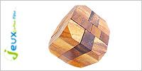 Solution casse-tête en bois Diamant