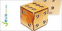 Solution boîte secrète dé