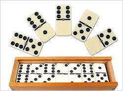 Règle du jeu de Domino