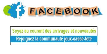 Facebook jeux-casse-tete.com