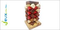 Solution casse-tête en bois Harmonie
