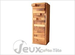 Casse-tête en bois Jenga