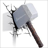 Casse-tête en bois le marteau de Thor