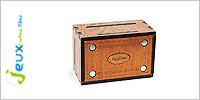 Solution boîte secrète Pandora box