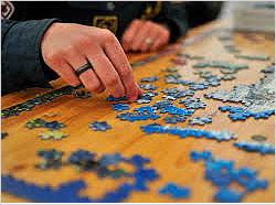 Triez les pièces du puzzle