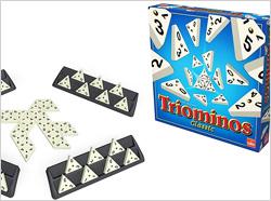Règle du jeu Triominos