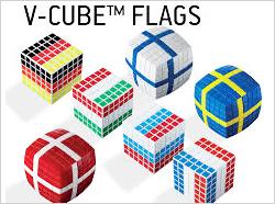 cassetête v-cube flags