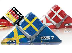 casse tête v-cube flags